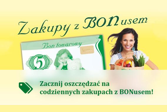 Zakupy z BONusem